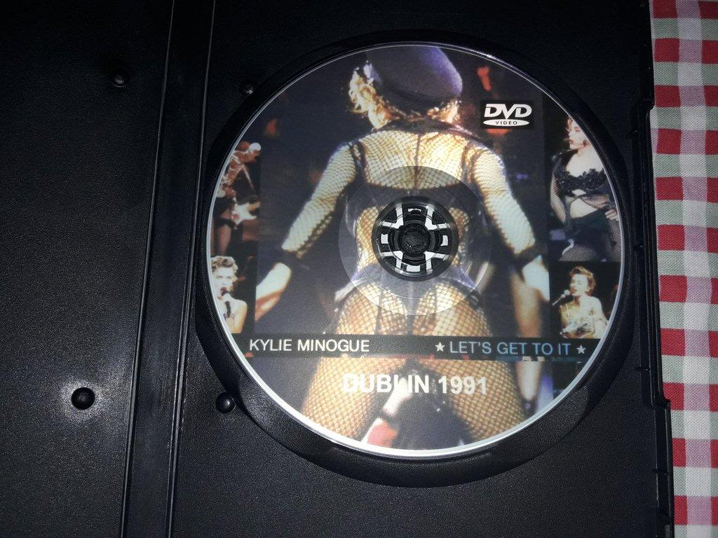 THE EURODISCO SHOP - Kylie Minogue