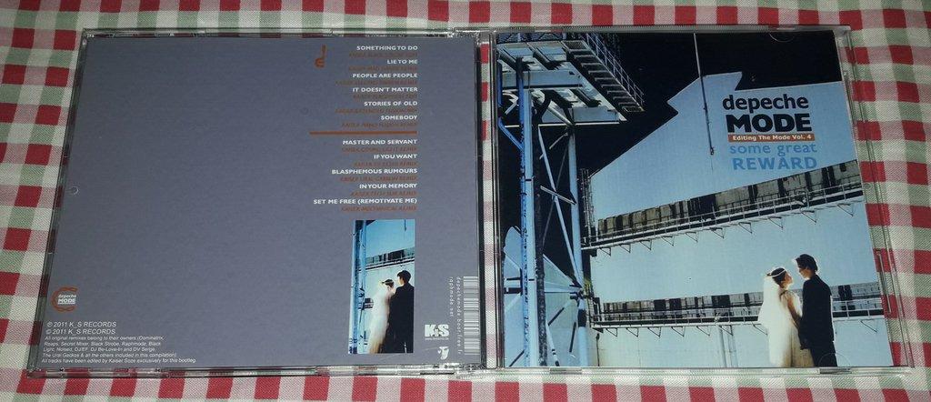 The Eurodisco Shop Depeche Mode 4
