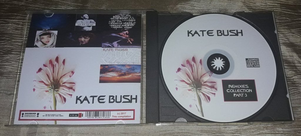 THE EURODISCO SHOP - Kate Bush