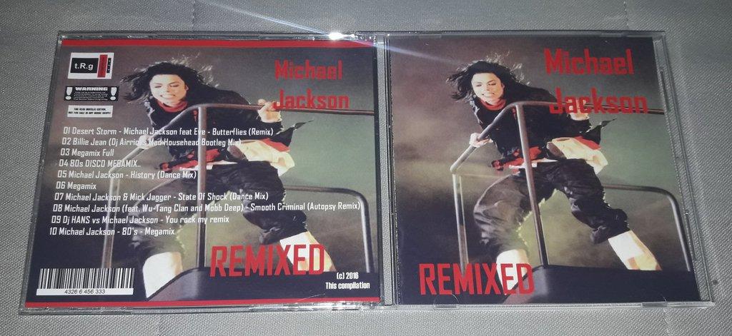 THE EURODISCO SHOP - Michael Jackson