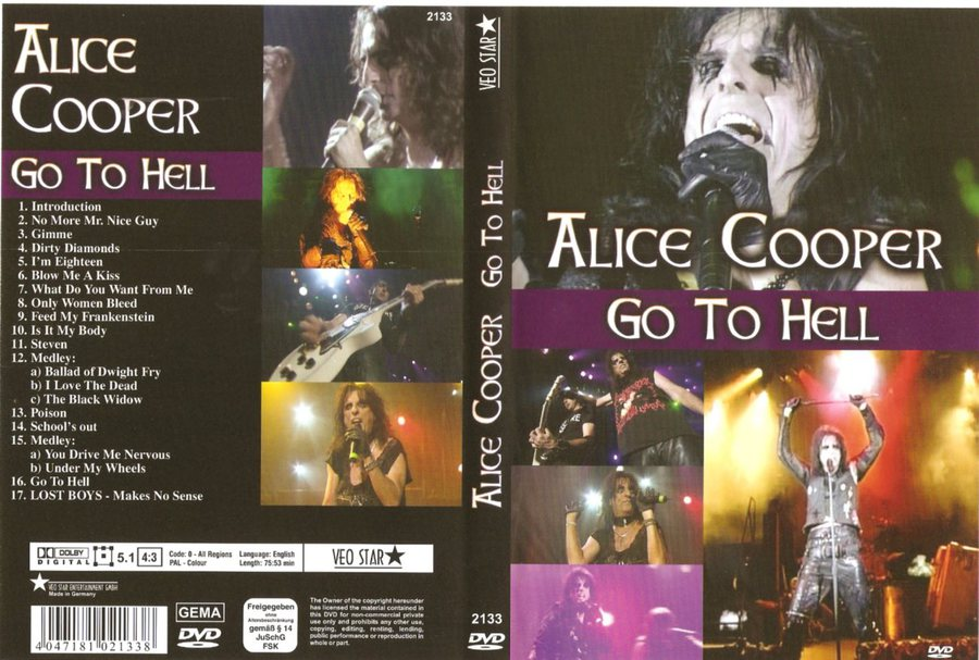 Alice Cooper Goes to Hell | Alice Cooper