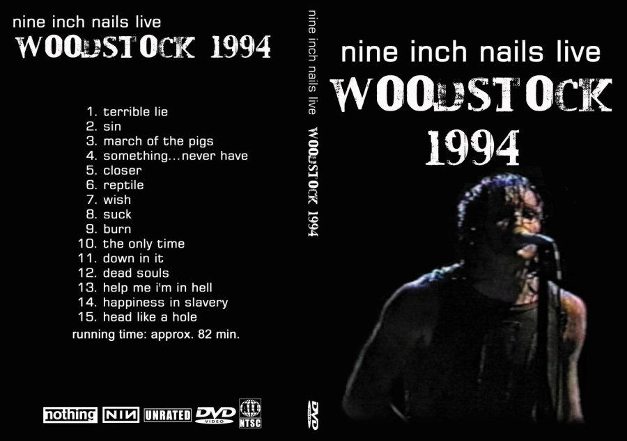 THE EURODISCO SHOP - Nine Inch Nails